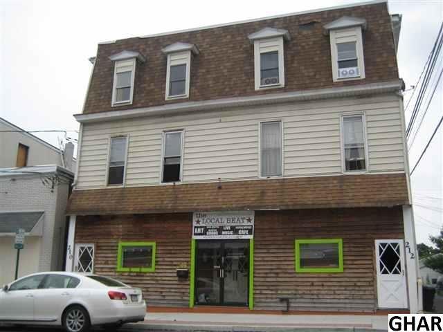 212 3RD ST, New Cumberland, PA 17070 (MLS #10303850) :: The Joy Daniels Real Estate Group