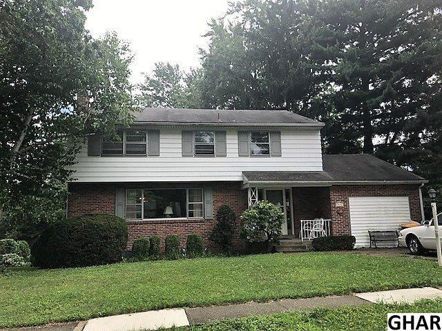 516 Park Terrace, Harrisburg, PA 17111 (MLS #10305391) :: Teampete Realty Services, Inc