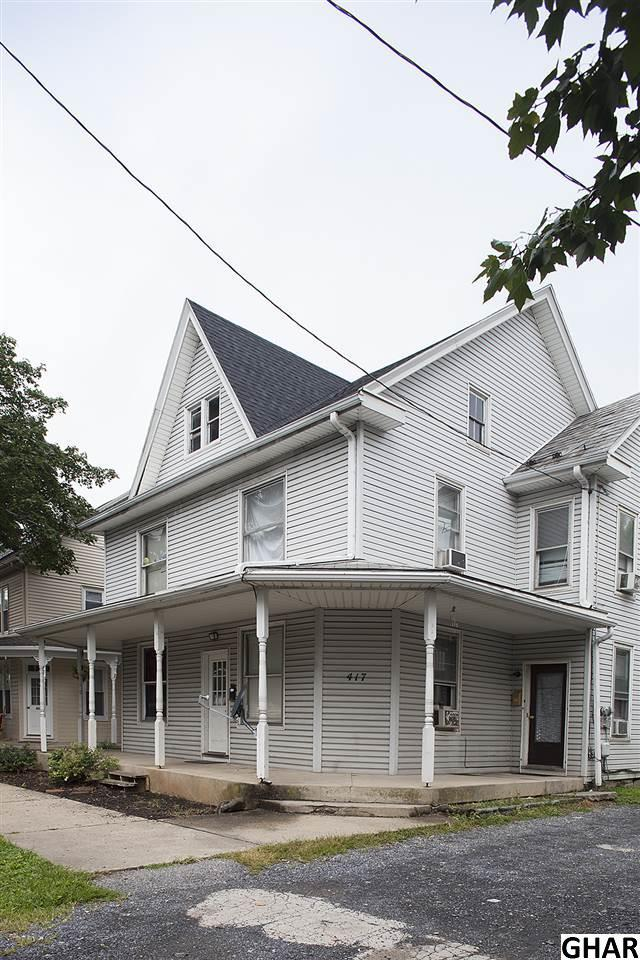 415-417 E Main Street, Palmyra, PA 17078 (MLS #10306609) :: The Joy Daniels Real Estate Group