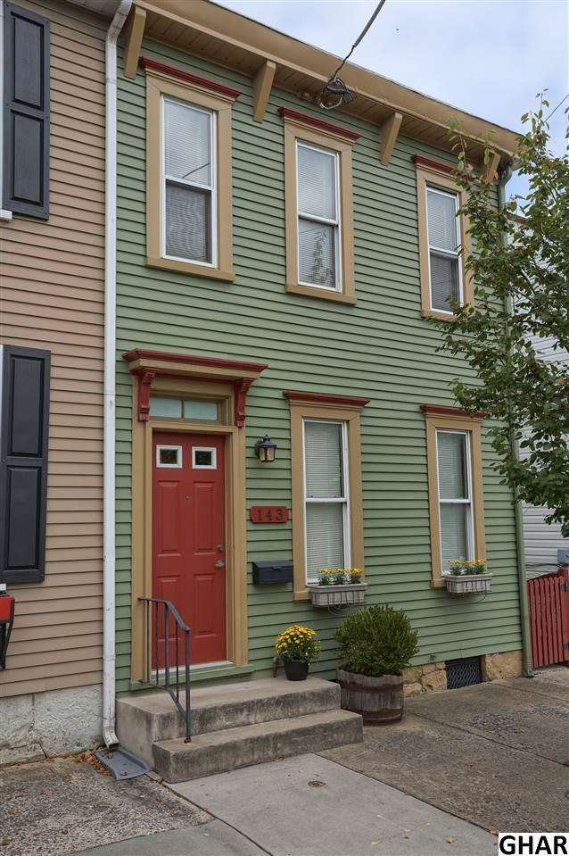 143 E North Street, Carlisle, PA 17013 (MLS #10308005) :: Teampete Realty Services, Inc