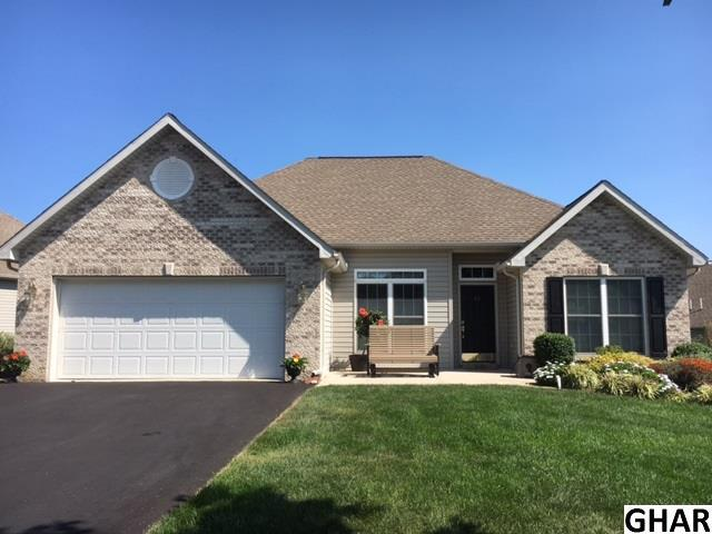 60 Northview Dr, Mechanicsburg, PA 17050 (MLS #10308054) :: Teampete Realty Services, Inc