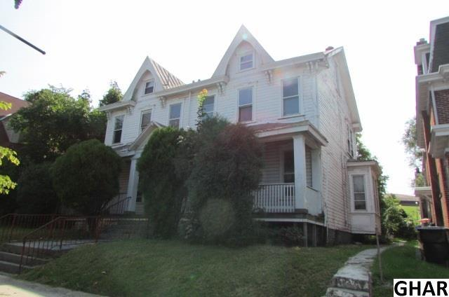 1911 State St, Harrisburg, PA 17103 (MLS #10308065) :: Teampete Realty Services, Inc