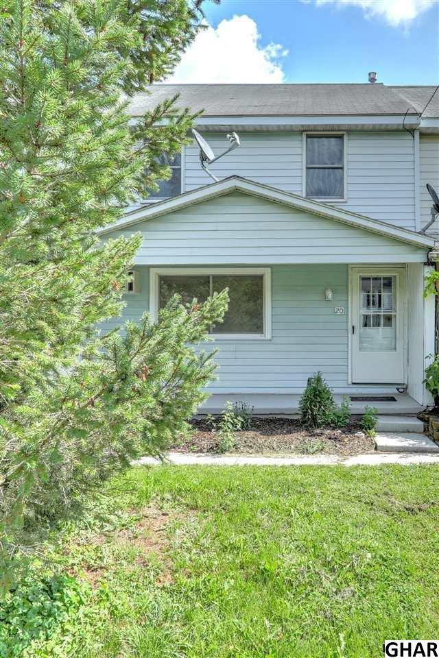 20 S High St, Arendtsville, PA 17303 (MLS #10308138) :: CENTURY 21 Core Partners