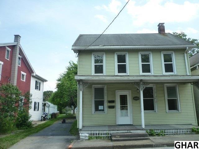 514 W Main Street, Palmyra, PA 17078 (MLS #10309090) :: The Joy Daniels Real Estate Group