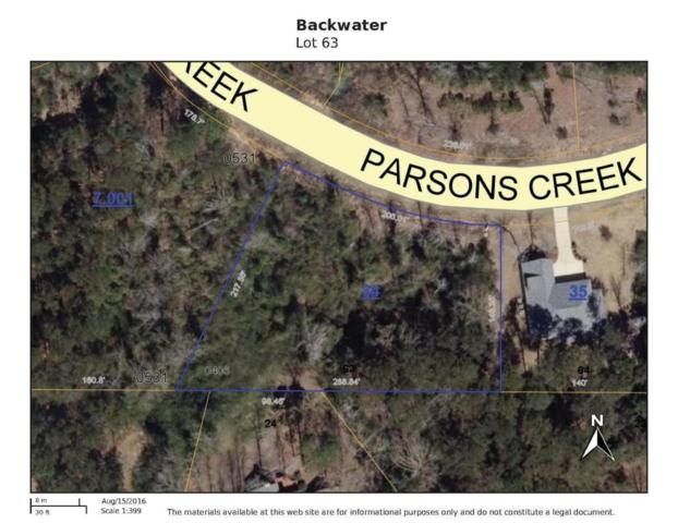 Lot 63 Parsons Creek, Hattiesburg, MS 39402 (MLS #111484) :: Dunbar Real Estate Inc.
