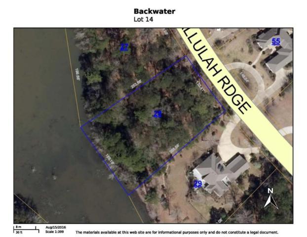Lot 14 Tallulah Ridge, Hattiesburg, MS 39402 (MLS #111491) :: Dunbar Real Estate Inc.