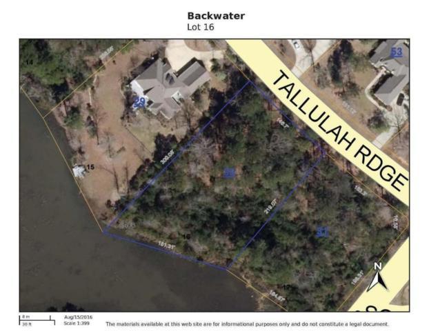 Lot 16 Tallulah Ridge, Hattiesburg, MS 39402 (MLS #111492) :: Exit Southern Realty