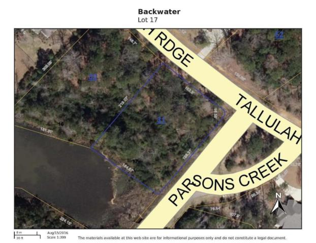 Lot 17 Tallulah Ridge, Hattiesburg, MS 39402 (MLS #111493) :: Dunbar Real Estate Inc.