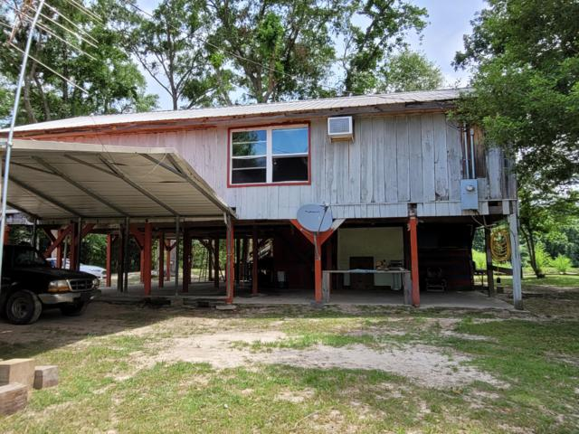111 River Ridge Rd., New Augusta, MS 39462 (MLS #125640) :: Dunbar Real Estate Inc.