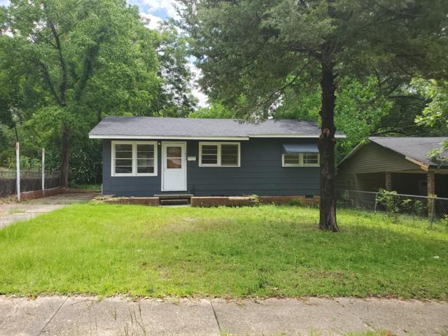 1033 N 12th Ave., Laurel, MS 39440 (MLS #125691) :: Dunbar Real Estate Inc.