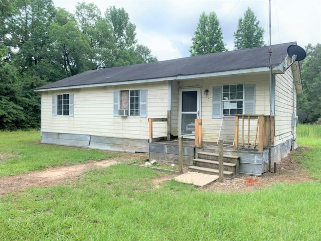 68 Evergreen Rd., Shubuta, MS 39360 (MLS #125726) :: Dunbar Real Estate Inc.
