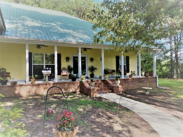 282 Guthrie Carter, Moselle, MS 39459 (MLS #125747) :: Dunbar Real Estate Inc.