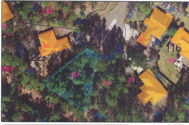 7314 Anela Ct., Diamondhead, MS 39525 (MLS #125769) :: Dunbar Real Estate Inc.