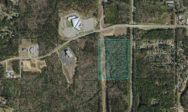 0 Lincoln Rd/ I 59, Hattiesburg, MS 39402 (MLS #126131) :: Dunbar Real Estate Inc.