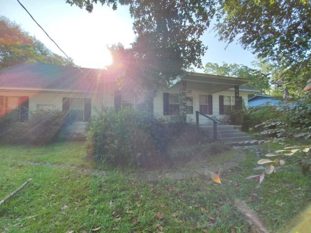 104 Oliver Ave., Hattiesburg, MS 39401 (MLS #126378) :: Dunbar Real Estate Inc.
