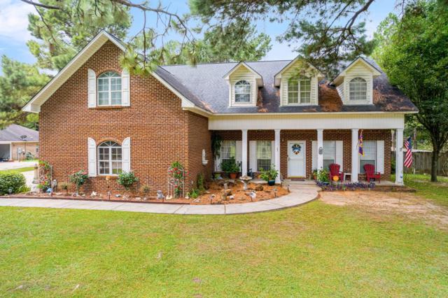 33 Red Oak Ln., Hattiesburg, MS 39402 (MLS #126767) :: Dunbar Real Estate Inc.