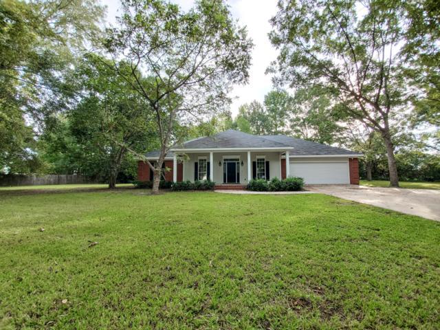 60 Spears Dr., Hattiesburg, MS 39402 (MLS #126903) :: Dunbar Real Estate Inc.