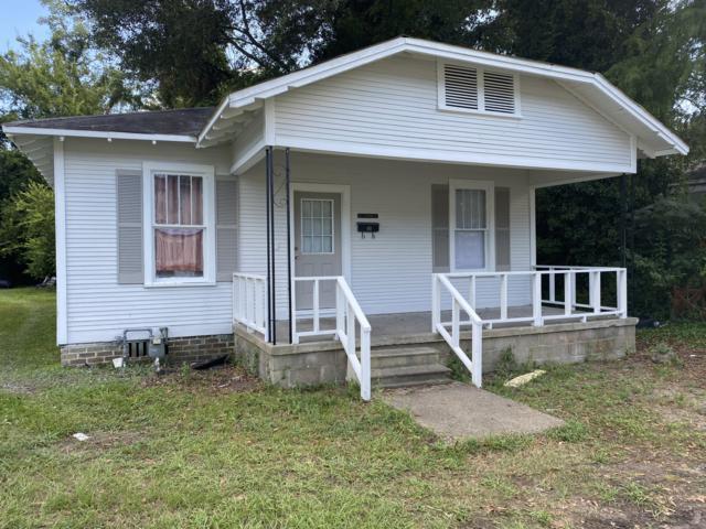 216 N Walters St., Laurel, MS 39440 (MLS #127149) :: Dunbar Real Estate Inc.