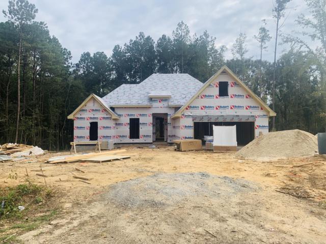 45 Higgins Cutoff Rd., Sumrall, MS 39482 (MLS #127282) :: Dunbar Real Estate Inc.