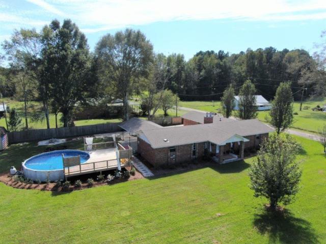 866 Springhill Rd., Laurel, MS 39443 (MLS #127295) :: Dunbar Real Estate Inc.