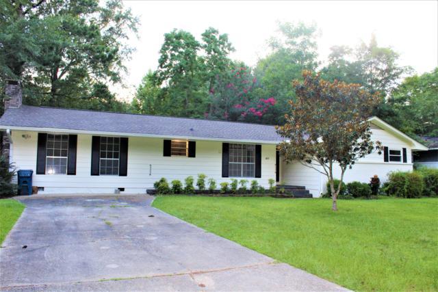 417 S 35th Ave., Hattiesburg, MS 39402 (MLS #126018) :: Dunbar Real Estate Inc.
