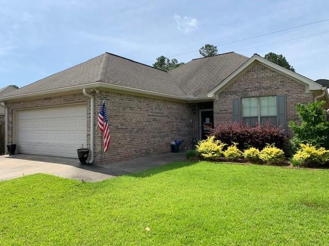 117 Cottage Dr., Hattiesburg, MS 39402 (MLS #125612) :: Dunbar Real Estate Inc.