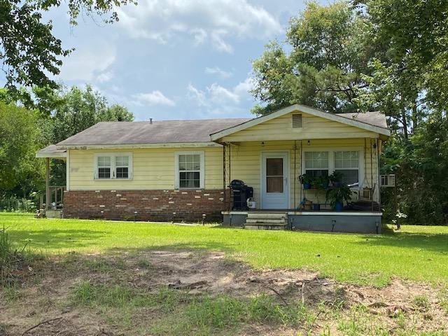 3344 Old Hwy 11, Purvis, MS 39475 (MLS #125743) :: Dunbar Real Estate Inc.