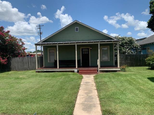 1105 &1107 W Pine St., Hattiesburg, MS 39401 (MLS #126211) :: Dunbar Real Estate Inc.
