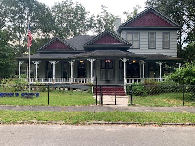 803 Newman St., Hattiesburg, MS 39401 (MLS #126600) :: Dunbar Real Estate Inc.