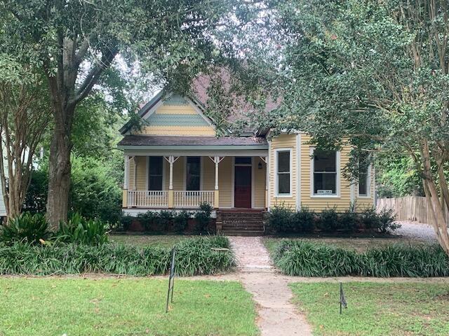 509 Dabbs St., Hattiesburg, MS 39401 (MLS #126857) :: Dunbar Real Estate Inc.