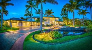 4131 Aloalii Dr, Princeville, HI 96722 (MLS #604346) :: Elite Pacific Properties