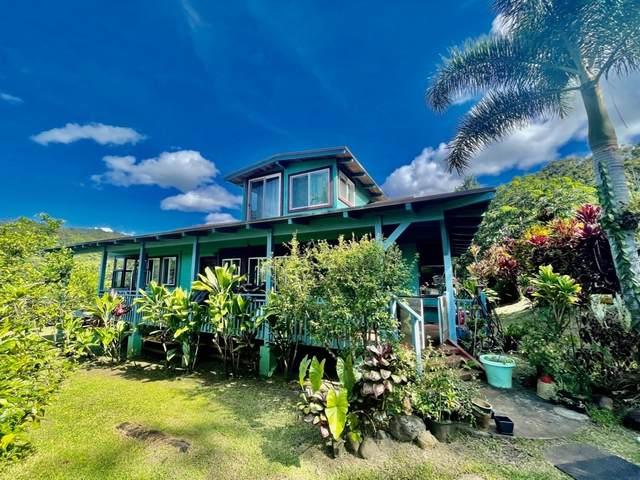 1 Kumu Rd, Hanalei, HI 96714 (MLS #650696) :: Corcoran Pacific Properties