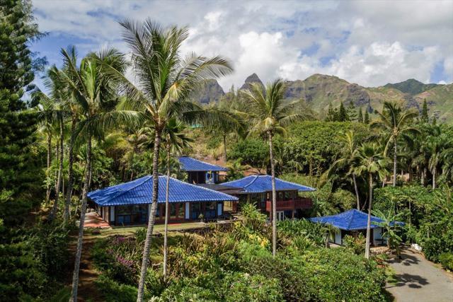 4933 Aliomanu Rd, Anahola, HI 96703 (MLS #608872) :: Kauai Exclusive Realty