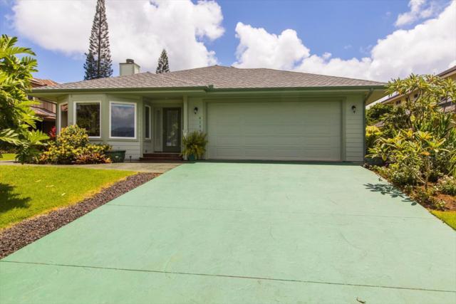 4139 Rooke Pl, Princeville, HI 96722 (MLS #609674) :: Kauai Exclusive Realty
