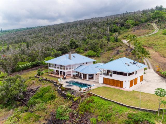 87-2859 Mamalahoa Highway, Captain Cook, HI 96704 (MLS #609804) :: Elite Pacific Properties