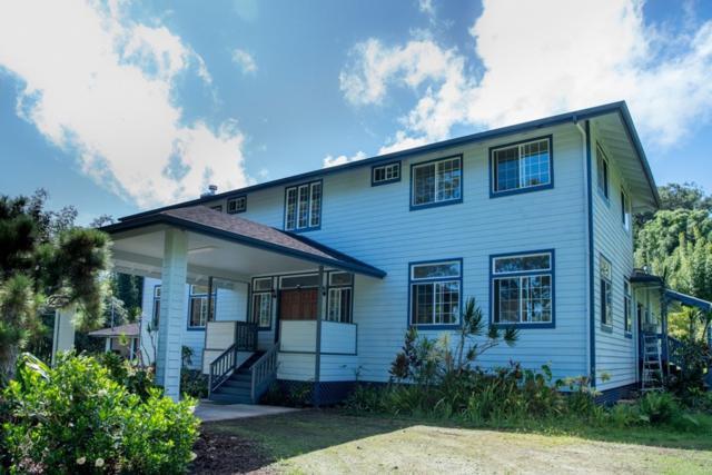 46-3961 Kapuna Rd, Honokaa, HI 96727 (MLS #609814) :: Aloha Kona Realty, Inc.