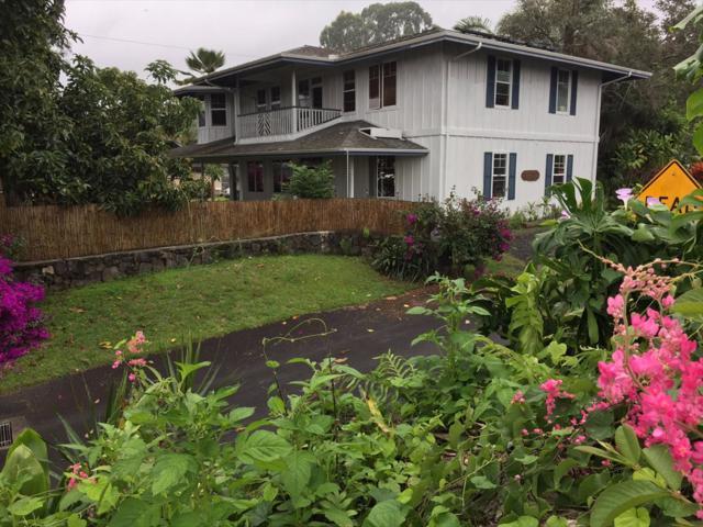 81-6652 Mamalahoa Hwy., Kealakekua, HI 96750 (MLS #610001) :: Elite Pacific Properties