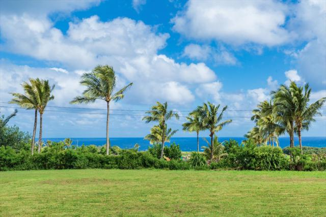 Koolau Road, Kilauea, HI 96754 (MLS #610070) :: Kauai Exclusive Realty
