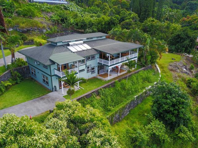 82-896 Coffee Dr, Captain Cook, HI 96704 (MLS #610208) :: Elite Pacific Properties
