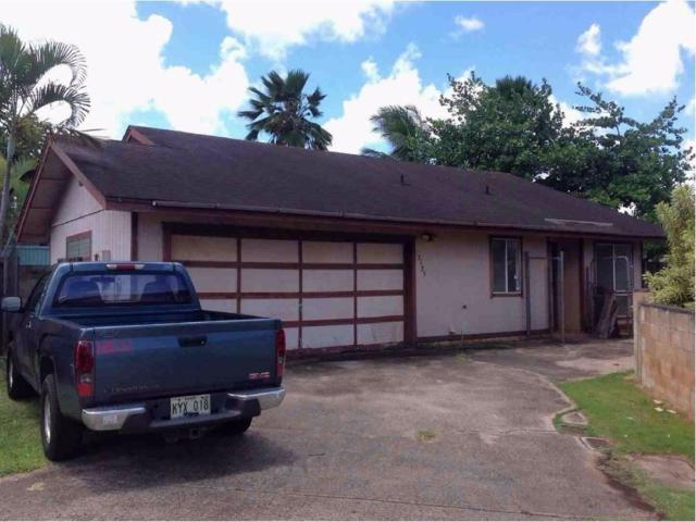 2125 Ehu Pl, Lihue, HI 96766 (MLS #610260) :: Kauai Exclusive Realty
