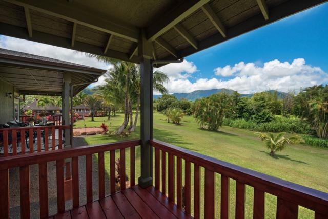 5730-A Kahiliholo Rd., Kilauea, HI 96754 (MLS #610284) :: Kauai Exclusive Realty