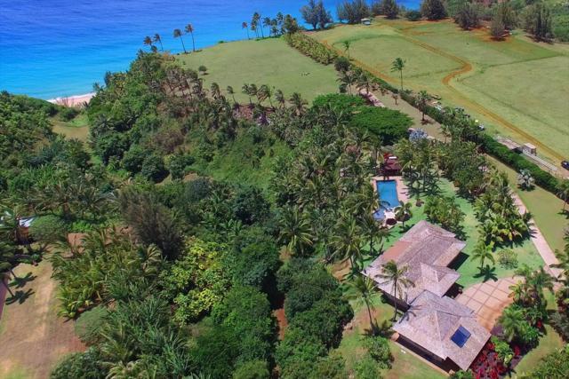 2590 Kauapea Road, Kilauea, HI 96754 (MLS #610427) :: Kauai Exclusive Realty