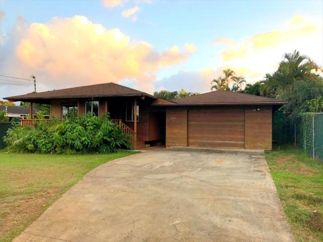 2453 Keneke St, Kilauea, HI 96754 (MLS #610469) :: Kauai Exclusive Realty