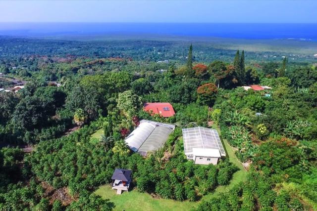 83-5614 Rabbit Hill Rd, Captain Cook, HI 96704 (MLS #610596) :: Elite Pacific Properties