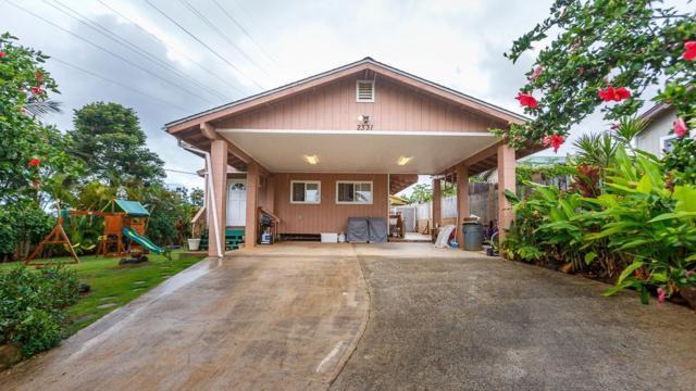 2331 Haku Hale St, Kalaheo, HI 96741 (MLS #610658) :: Kauai Exclusive Realty