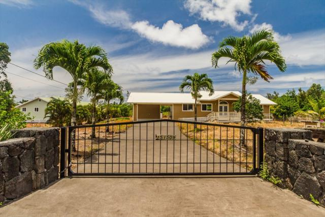 15-1509 2ND AVE, Keaau, HI 96749 (MLS #610684) :: Aloha Kona Realty, Inc.