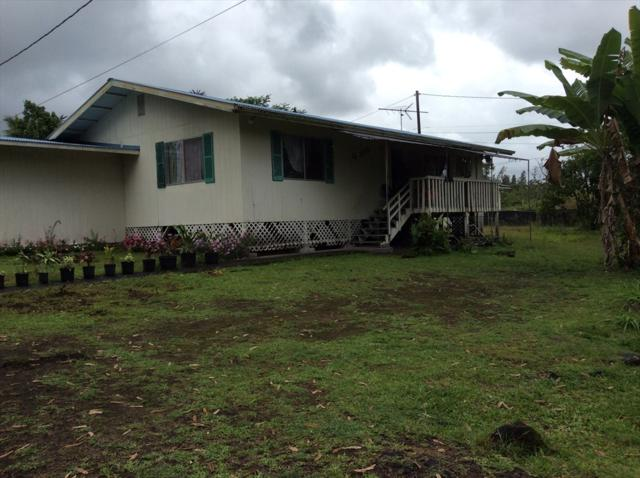 15-1896 28TH AVE, Keaau, HI 96749 (MLS #610904) :: Elite Pacific Properties