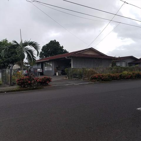 1403 Mailani St, Hilo, HI 96720 (MLS #611705) :: Elite Pacific Properties