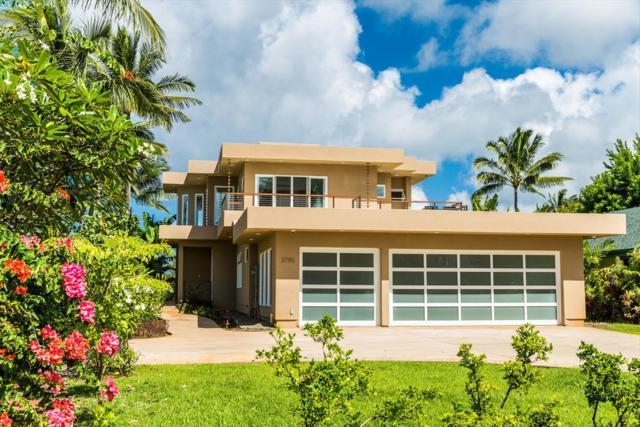 3785 Punahele Road, Princeville, HI 96722 (MLS #611751) :: Kauai Exclusive Realty