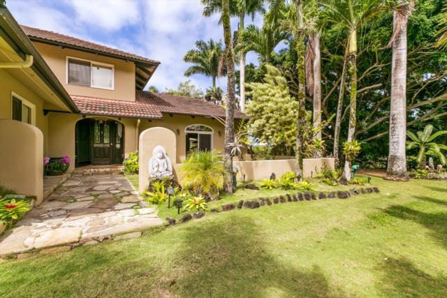 4420 Kahili Makai St, Kilauea, HI 96756 (MLS #611775) :: Elite Pacific Properties